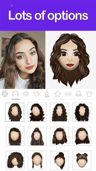 Screenshot for Moji Edit- Emoji Yourself in Sri Lanka App Store