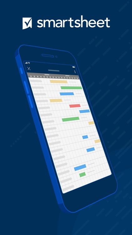 Smartsheet screenshot-0