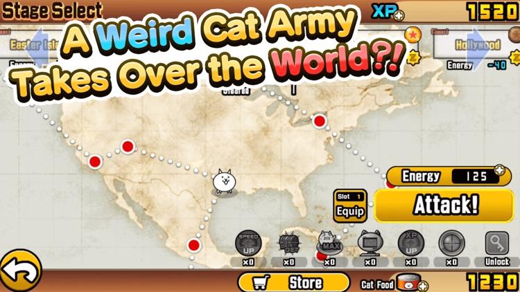 The Battle Cats screenshot-0