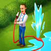 Gardenscapes app description and overview