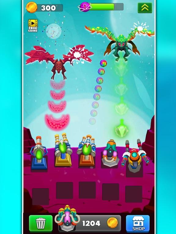 Idle Paintball Shooting Game screenshot 7