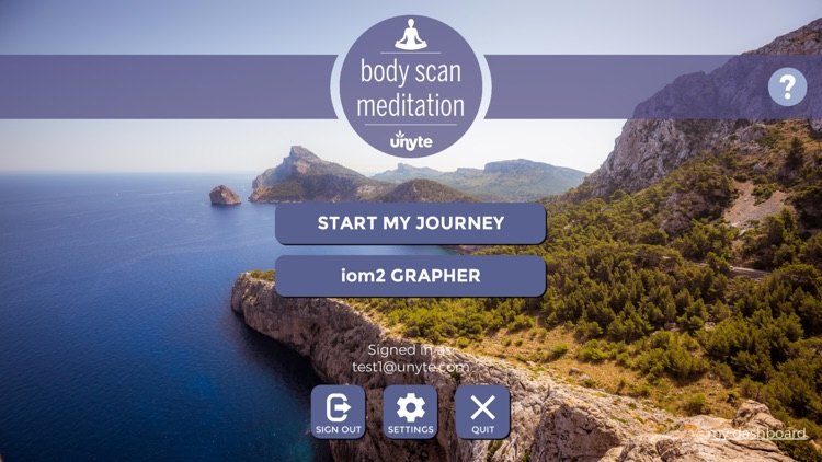 Body Scan Meditation by Unyte