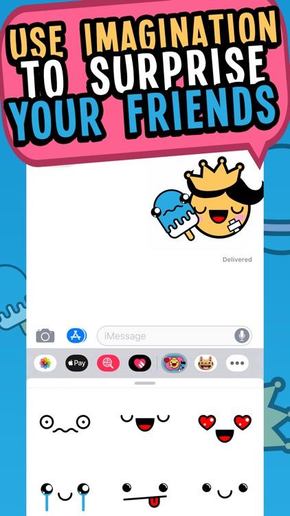 Emotion Designer Stickers screenshot-3