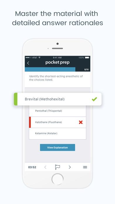 CNOR Pocket Prep Screenshot
