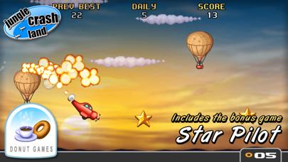 Screenshot from Jungle Crash Land