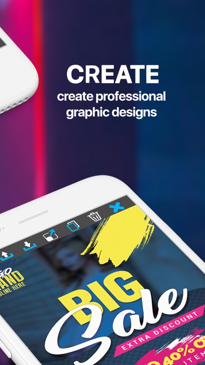 Foto Graphic Creator Studio