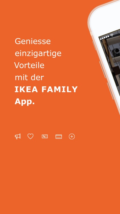 IKEA FAMILY Schweiz screenshot-0