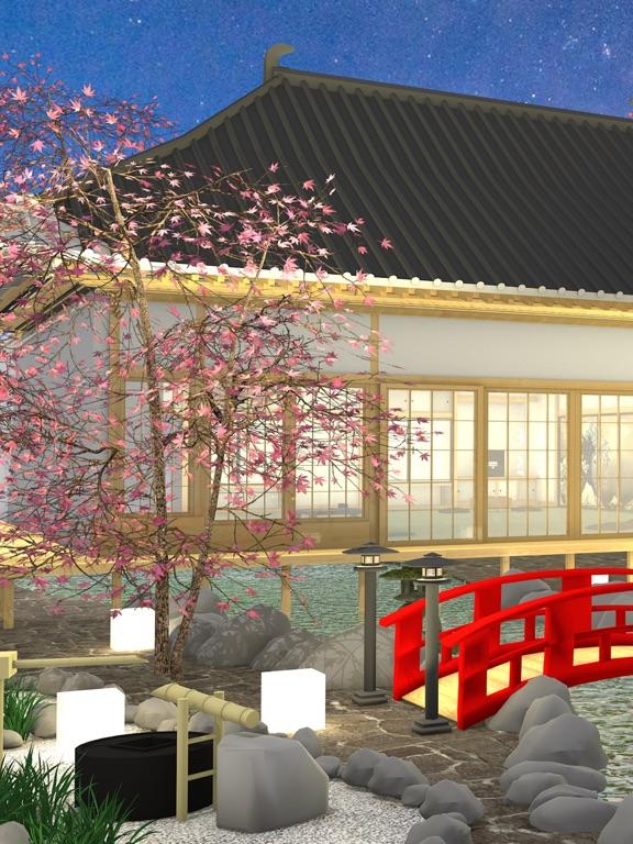 脱出ゲーム Hakone 桜舞う箱根の温泉癒しの和室のおすすめ画像1
