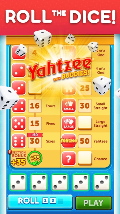Yahtzee® with Buddies Dice for pc