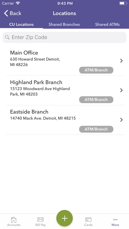 One Detroit Credit Union screenshot-4