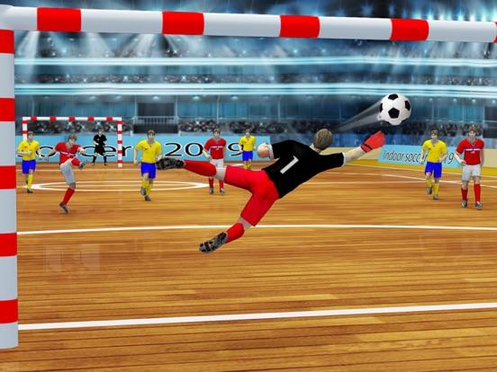 Indoor Soccer 19: Futsal Cup-ipad-3