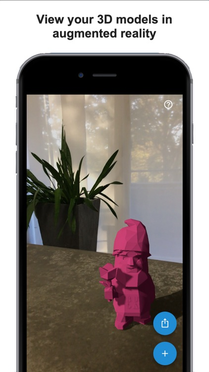AR Viewer (Augmented Reality) by SevenD GmbH