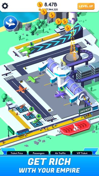 Idle Airport Tycoon screenshot 4