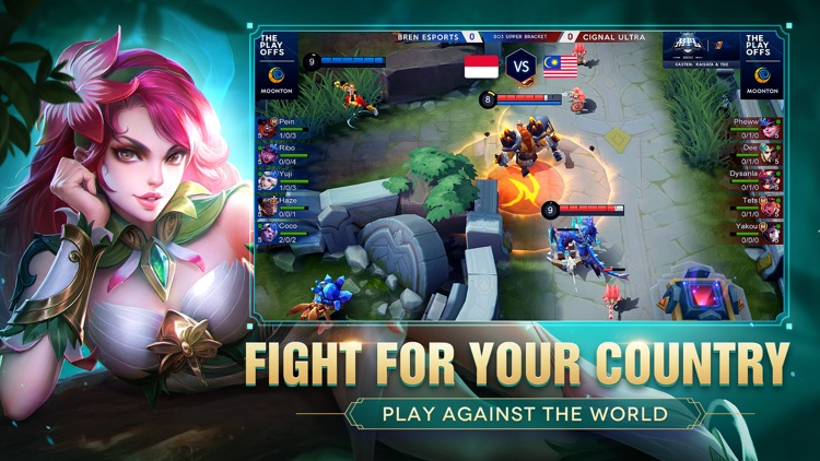Mobile Legends: Bang Bang screenshot-5
