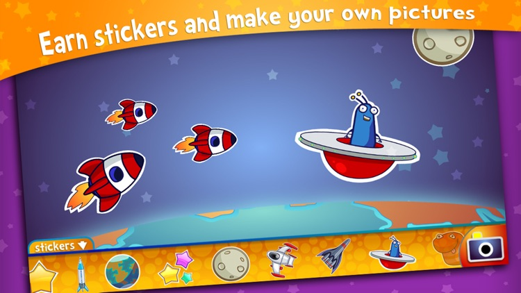 Alien Buddies – Preschool Fun screenshot-4