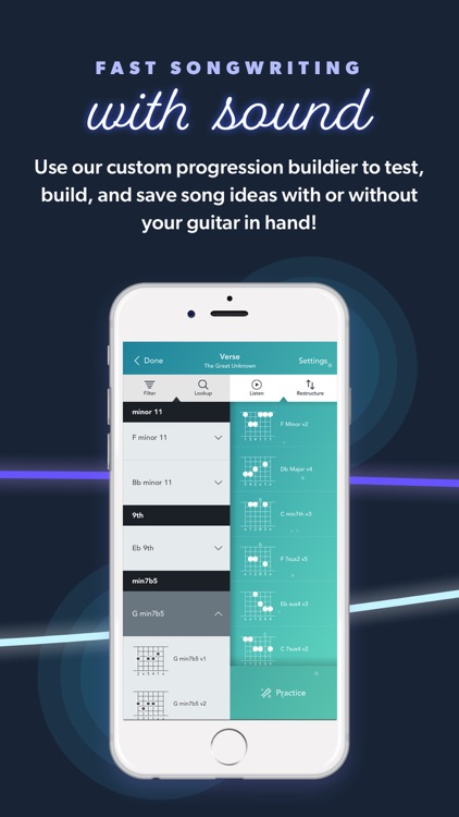 Song: Chord Resolution App screenshot-4