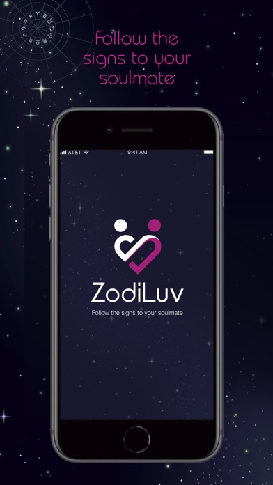 ZodiLuv - Astrological Dating screenshot one