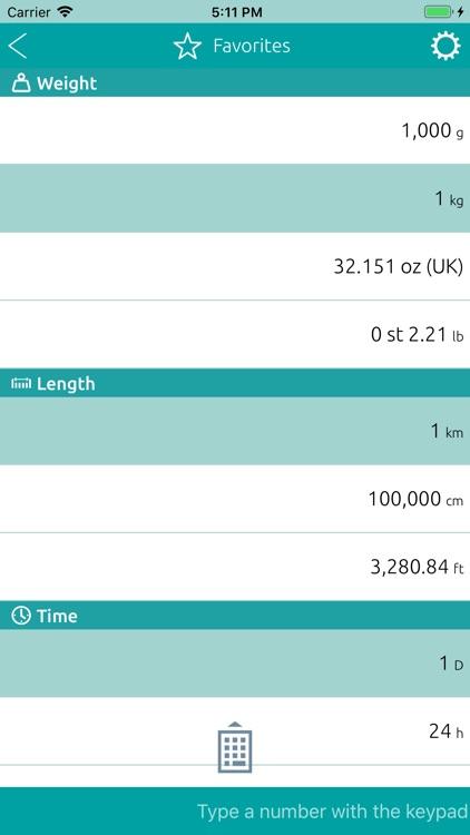 Unit converter & Measurement screenshot-7