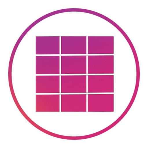 PhotoSplit - Photo Grid Maker