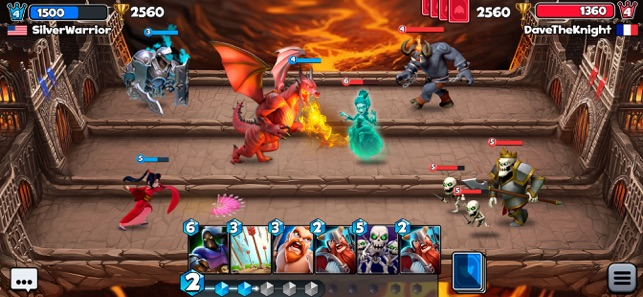 Castle Crush: Epic Card Games on the App Store