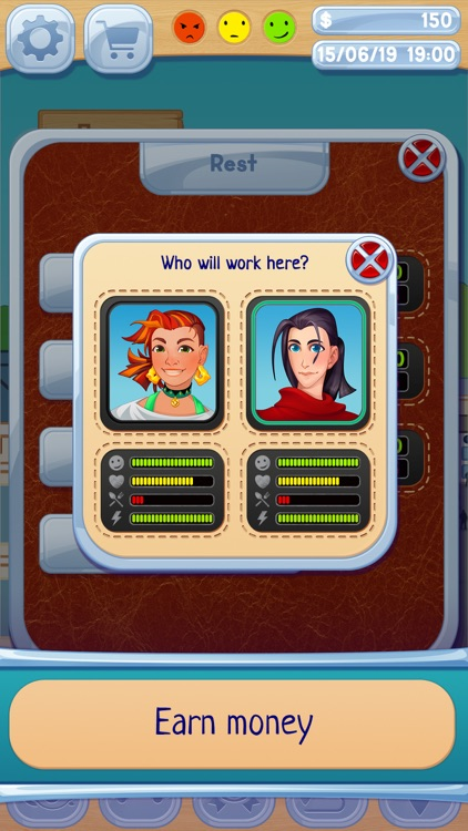 Virtual Travel: Life Simulator screenshot-3