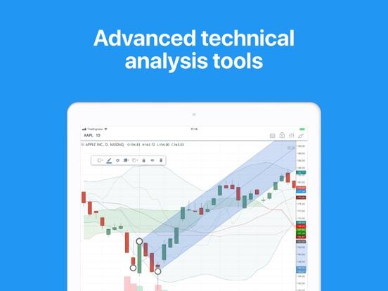 TradingView by TradingView (iOS, United States) - SearchMan App Data