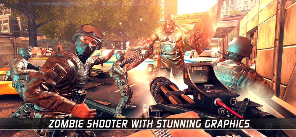 UNKILLED – Zombie Online FPS Cheat Codes