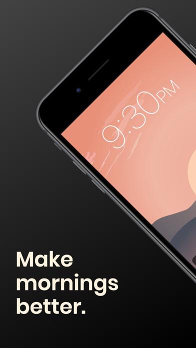 Next Up - A Podcast Alarm Screenshots
