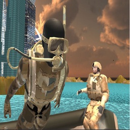 New Army Scuba Diving Water