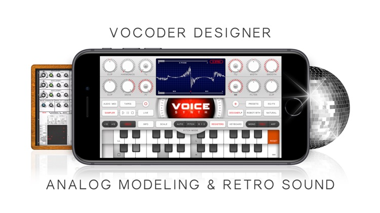 Voice Synth screenshot-4