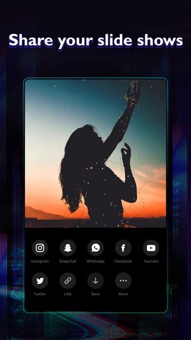MVBit-Slideshow & Music Videoのおすすめ画像4