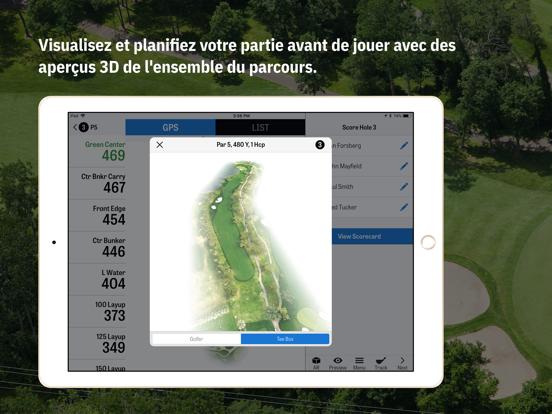 Screenshot #6 pour Golfshot Plus: Golf GPS