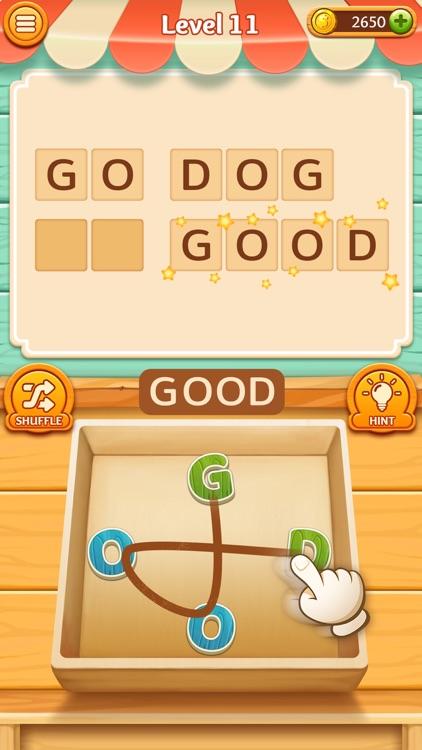 Word Shop - Brain Puzzle Games screenshot-4