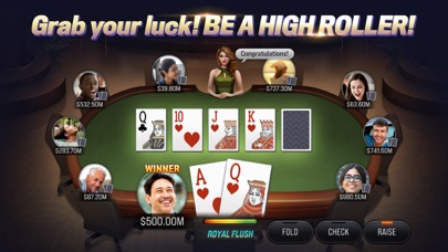Texas Holdem : House of Poker screenshot 4