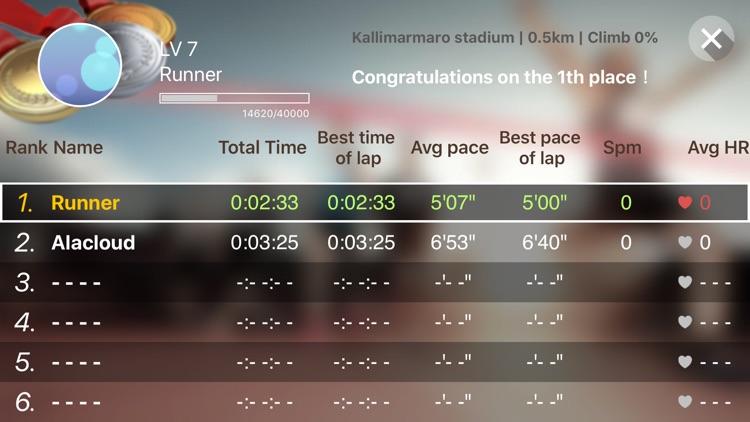 Ala Cloud Run screenshot-3