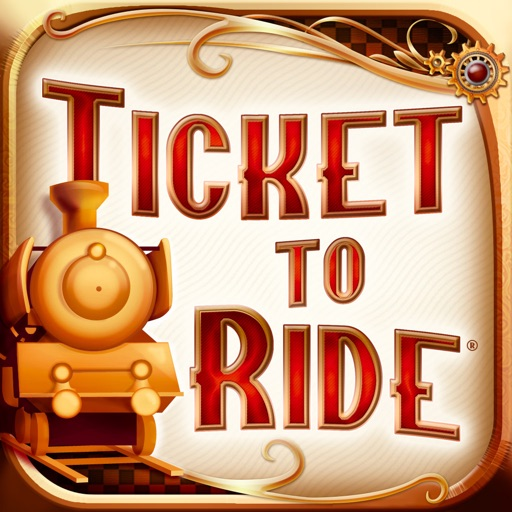 Ticket to Ride - Train Game icon