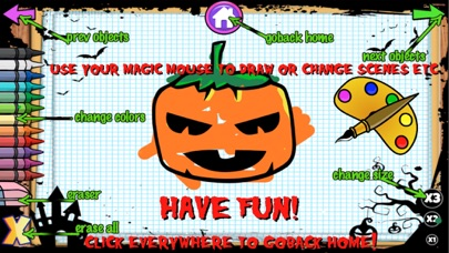 Color Objects Halloween screenshot 7