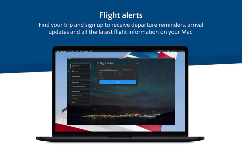 American Airlines for Mac