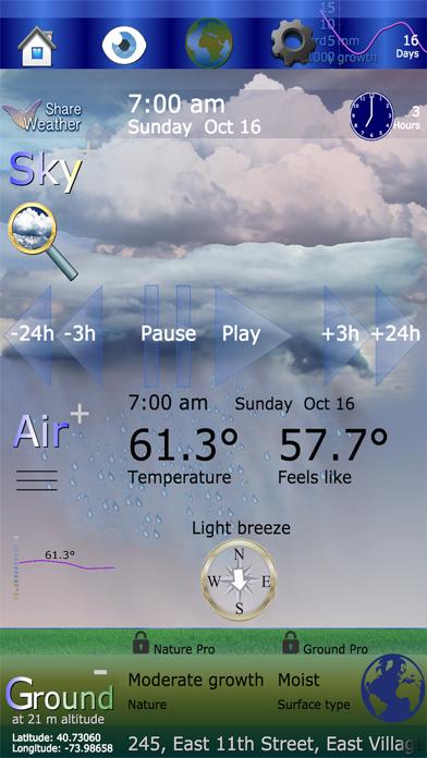 ShareWeather 16 Day Forecastのおすすめ画像2