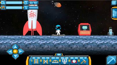 Mars Miner 2 screenshot one