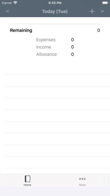 Budget: Simply Budget Tracker screenshot-3