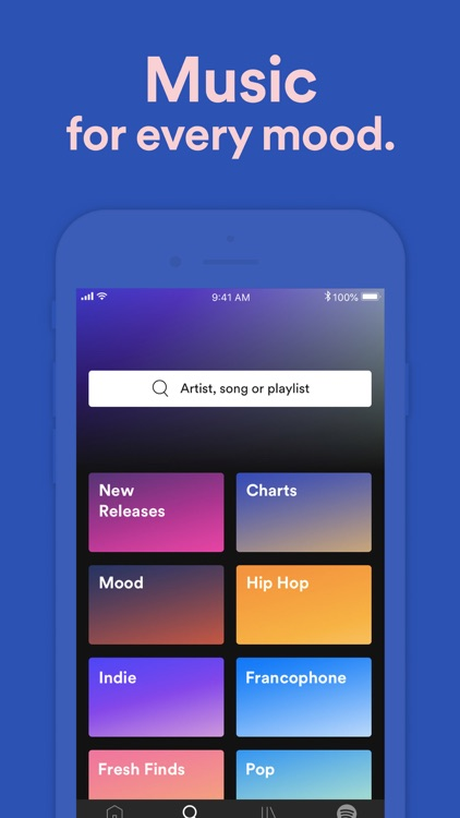 Spotify: Discover new music screenshot-5
