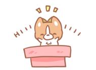 Waffle the Corgi Animated