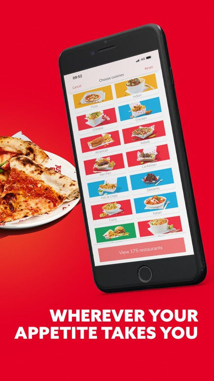Just Eat - Food Delivery screenshot-8