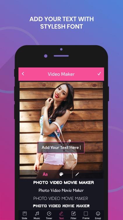 Photo to Slideshow Video Maker screenshot-7