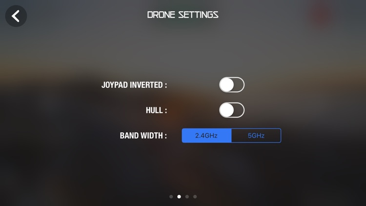 Game Controller Parrot Bebop screenshot-5