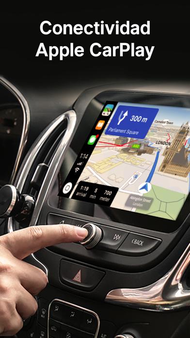 Screenshot for Sygic Navegador GPS & Mapas in Peru App Store