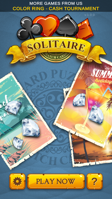 5-Card Solitaire: Match Cards screenshot 1