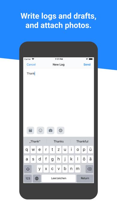 Cachebot – Geocaching Screenshots