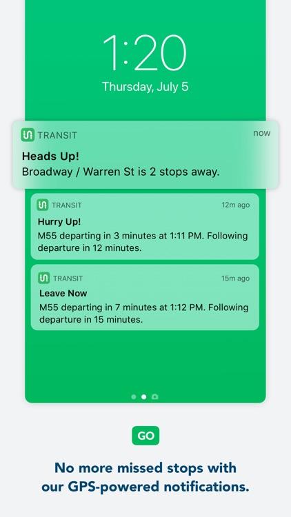Transit • Bus & Subway Times screenshot-6